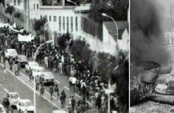 19 MAYU 1981, D TIDYANIN I D-ISMEKTAYEN ƔEF WAYEN YEḌRAN DI TAMA N VGAYET