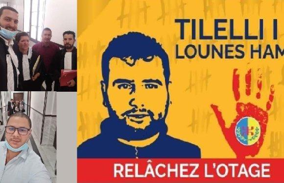 LOUNES HAMZI TOUJOURS ENTRE LES MAINS DE L'ALGÉRIE COLONIALE