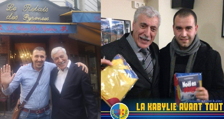 NOMINATION DE MAS HAMID BENSAAD ET YACINE  AQVAYLI AUX POSTES DE CHARGÉS DE MISSIONS À L'ORGANIQUE DU MAK
