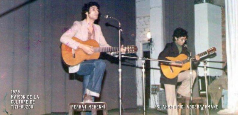 Hommage de Ferhat Mehenni à Si Ahmed Sidi Abderrahmane : «Un ami s'en est allé»
