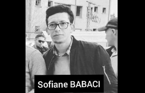 COMMUNIQUÉ DU COLLECTIF D'AVOCATS DU DÉTENU POLITIQUE SOFIANE BABACI