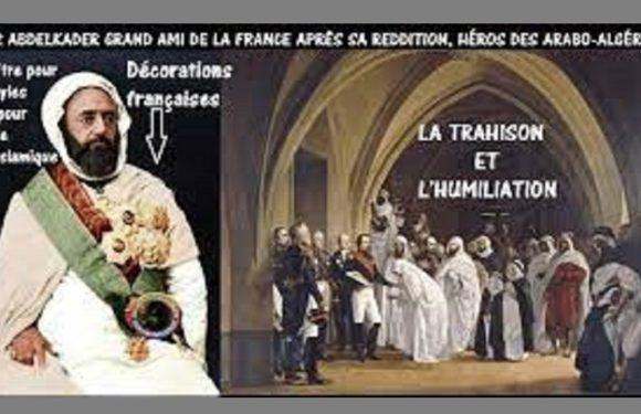 « ALGÉRIE » COLONIALE, RECHERCHE FIGURE HISTORIQUE DÉSESPÉRÉMENT, ABDELKADER EST MORT