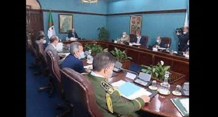 DU TERRORISME JUDICIAIRE À LA POLITIQUE DE LA TERRE BRÛLÉE DE LA JUNTE ARABO-ISLAMISTE COLONIALE ALGÉRIENNE