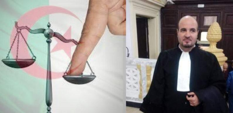 227 détenus d'opinion emprisonnés par le régime algérien (Avocat)