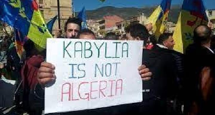 ALGÉRIE COLONIALE ARABO-ISLAMISTE OU L'ILLUSION FASCISTE D'UNE KABYLIE SANS KABYLITÉ