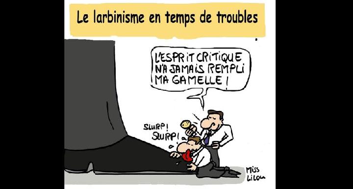 LE JOURNALISME DE CANIVEAU EN MARCHE