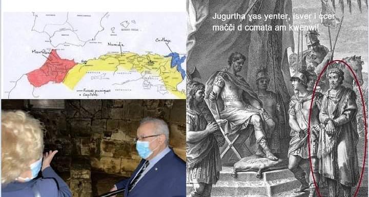 JUGURTHA, LE MAK, L'ALGÉRIE ET LE MAROC
