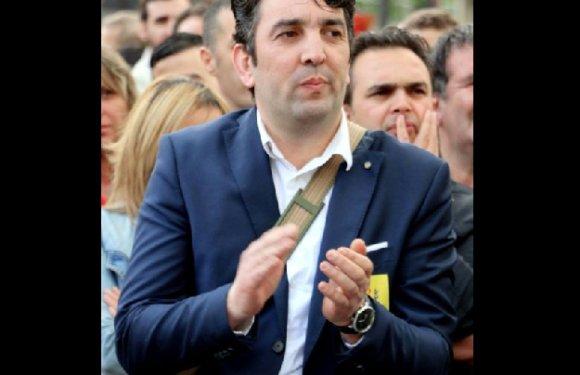 LE DOMICILE FAMILIAL DU MILITANT KABYLE CHERIF RAKENE PERQUISITIONNÉ PAR LA POLICE COLONIALE ALGÉRIENNE