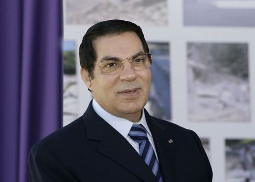 Mandat d'arrêt international contre Ben Ali